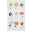 In Bloom Tea Towel - Multi Flowers