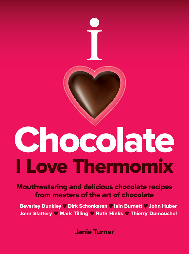 I Love Chocolate - I Love Thermomix