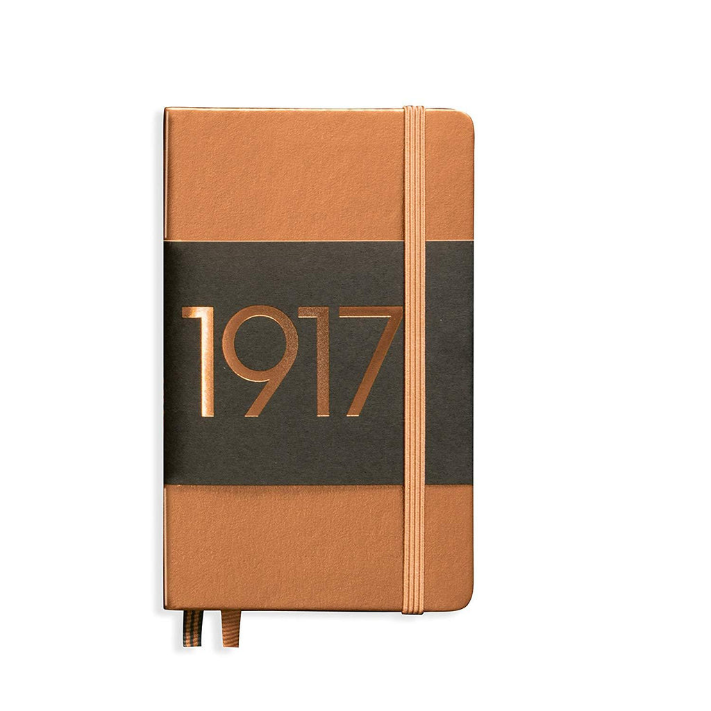 Leuchtturm1917 Notebook A5 Plain Ltd - Copper