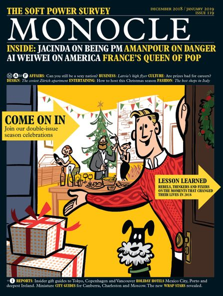 The Monocle Issue 119 Dec 18/ Jan 19