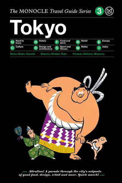 The Monocle Travel Guide Series: Tokyo