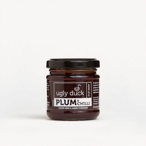 Plum and Chilli Paste