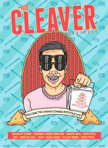 THE CLEAVER QUARTERLY EIGHT