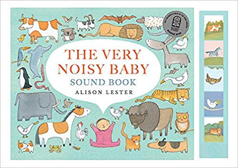 The Very Noisy Baby Soundbook