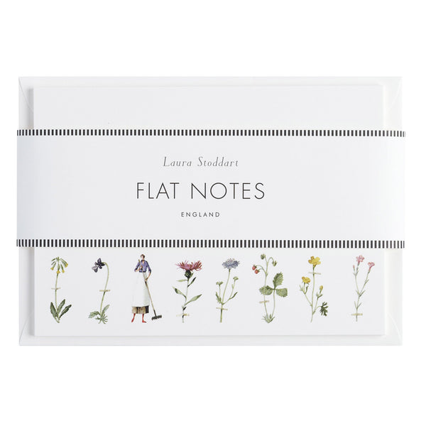 Flat Notes - Wild Flowers