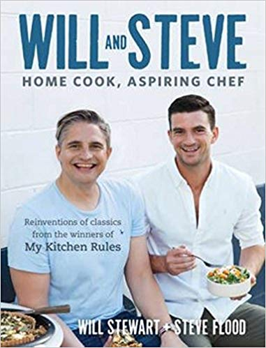 WILL AND STEVE: HOME COOK, ASPIRING CHEF
