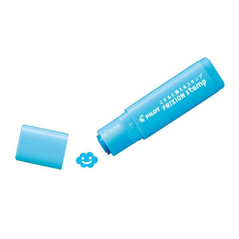Frixion Stamp Cloud Light Blue