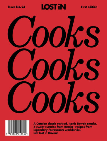 Cooks Cooks Cooks Issue # 23