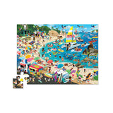 Day at the Beach Puzzle