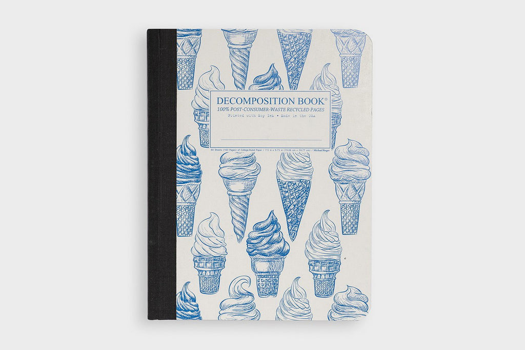 Decomposition Notebook Ruled Large Soft Serve