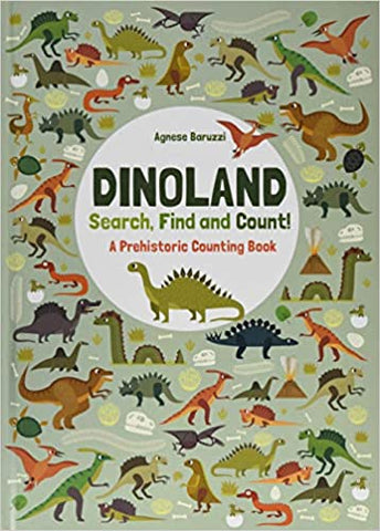 Dinoland: Search, Find, Count