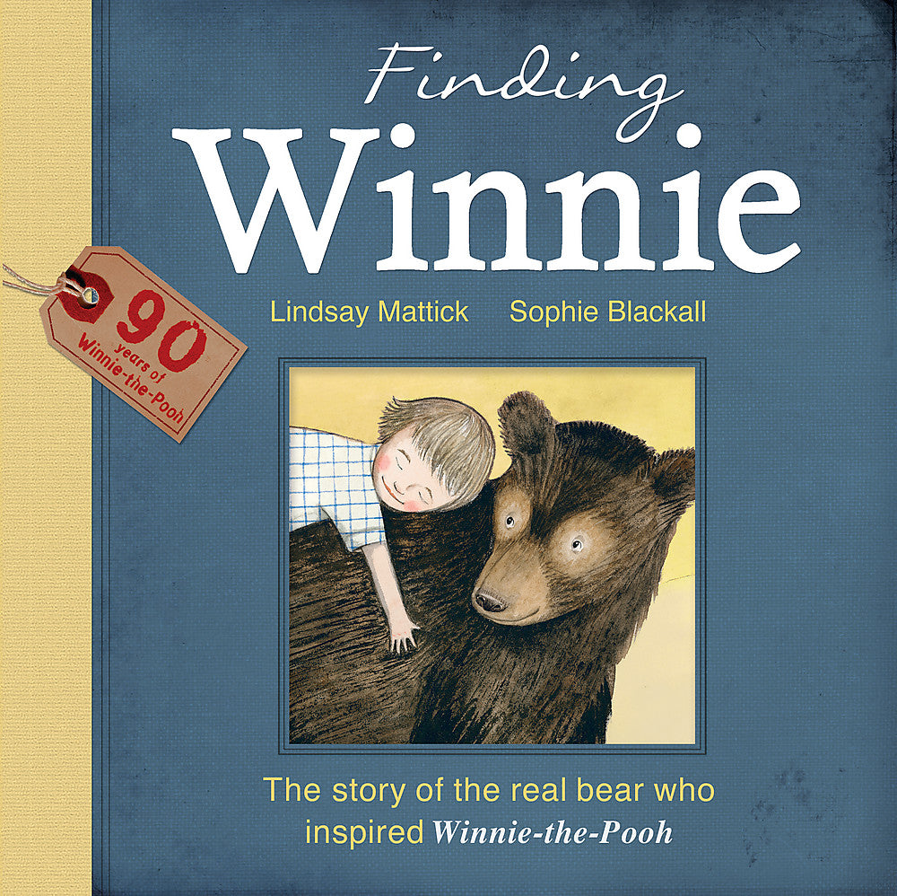 Finding Winnie Story of the Real Bear