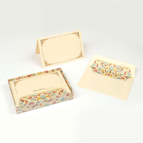 Florentia Fold-over Card Box Set Medium