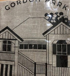 Gordon Park Tea Towel Flax