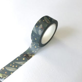 Honeyeater Rosella Washi Tape