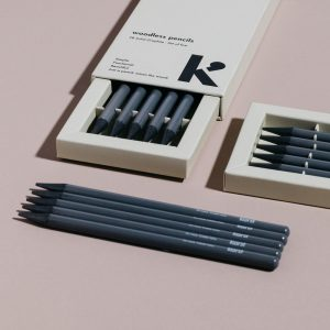 Karst Woodless Pencils 5 Pack 2B