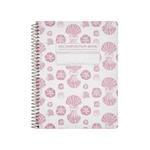 Sand Dollar - Spiral Notebook