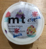 Masking Tape MT Single Wide Roll Shaved Ice