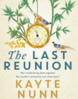 """The Last Reunion"" Book Launch & Afternoon Tea"