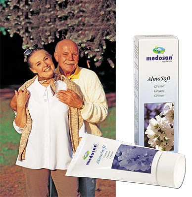 AlmoSoft Incontinence Cream – Soothes and heals quickly and effectively.