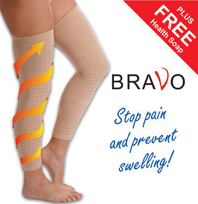 Bravo Compression Leggings - plus FREE gift!