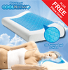 Restform Cool Pillow - Discover the innovative new pillow that keeps you cool and refreshed, all night long!