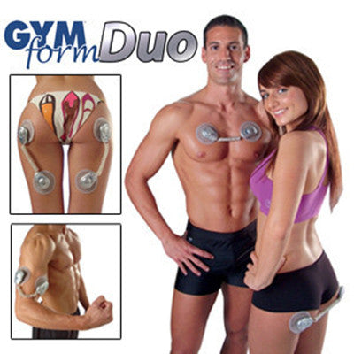 GYMform Duo Impulse – The efficient and practical way to stay in shape.