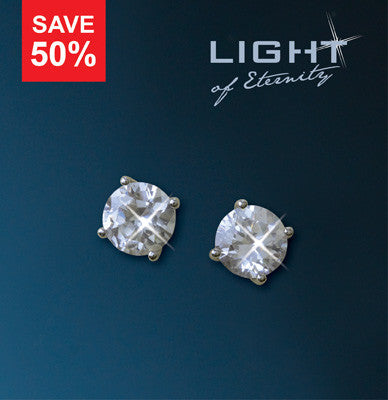 Light of Eternity Collection - Earrings for all occasions!