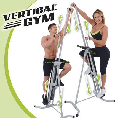 Vertical Gym - Transform FLAB to ABS in as little as 10 minutes a day!