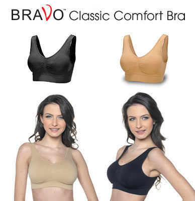 Bravo Classic Comfort Bra – Special Offer: Only R399,90 for a set of 3!