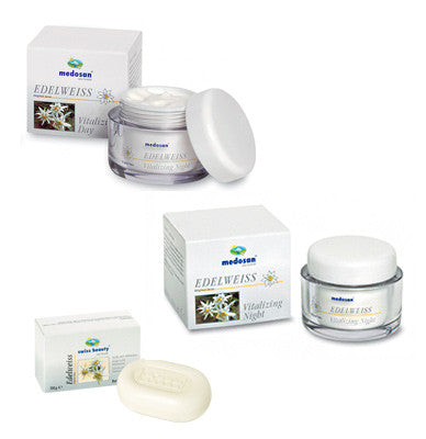 Edelweiss Anti-ageing Skincare – Your 24-hour skin treatment!