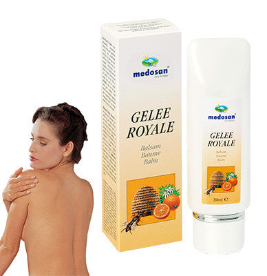 Royal Gelee Skin Balm – For a healthy, youthful fresh-looking skin.