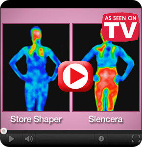 Slencera Body Shaper - Look 2 sizes slimmer immediately