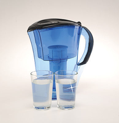 Sunbeam 2L Water Filtration Jug + 3 FREE Filters