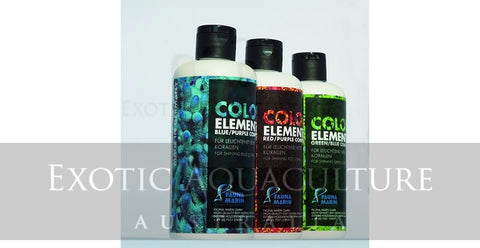Color Elements Pack. 3 x 250ml bottles (Free Shipping)