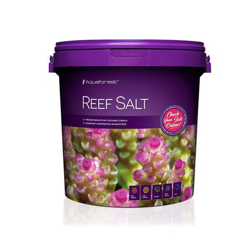 Aquaforest Reef salt 22kg bucket