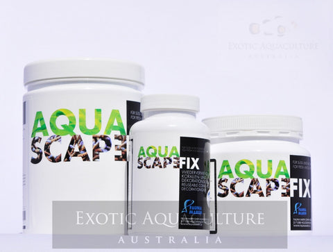 AQUA SCAPE FIX 250 ml - Reusable Bonding Adhesive