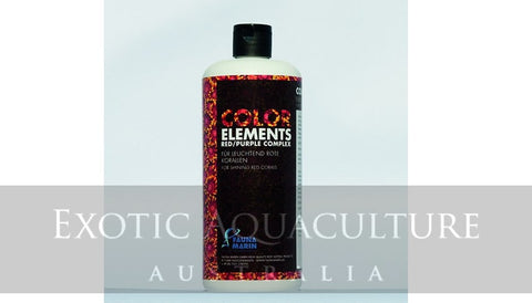Color Elements Red Purple Complex 250ml for shining red corals