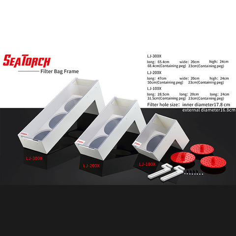 SeaTorch Filter Bag Holders