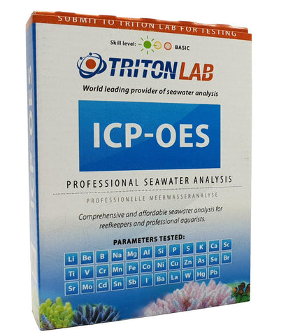 Triton ICP lab test kit