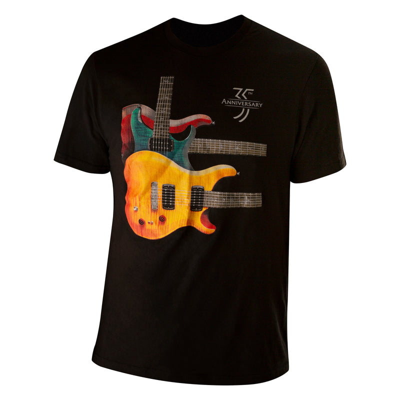 PRS Bolt-On Blue T-Shirt