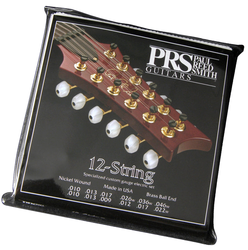 PRS 12-String Electric Guitar Strings