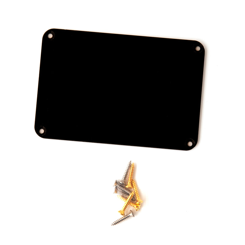 Tremolo Back Plate (Santana Retro)