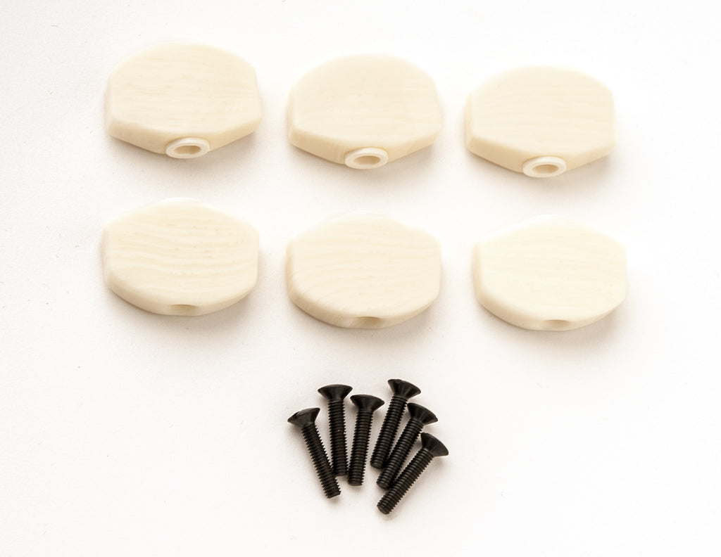 Faux-Bone Tuner Buttons (Phase III)