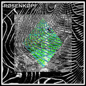 RØSENKØPF- RØSENKØPF LP (Colored Vinyl Edition)