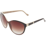 Gucci Round Metal Aviator Sunglasses