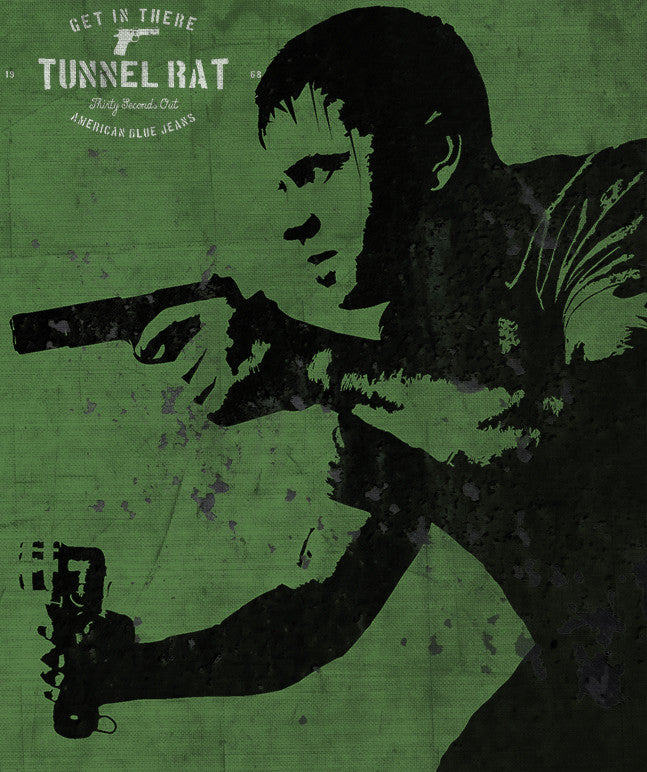 Tunnel Rat Blue Jeans