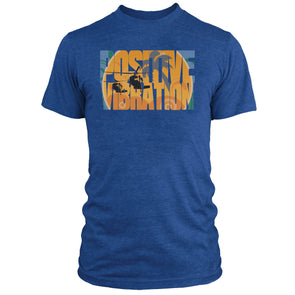 Thirty Seconds Out Blackhawk Positive Vibration T-Shirt