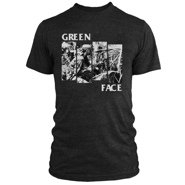 Thirty Seconds Out Green Face T-Shirt
