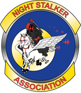 Thirty Seconds Out Night Stalker Association Logo Support